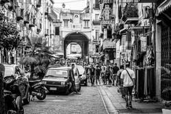 Naples before Lockdown