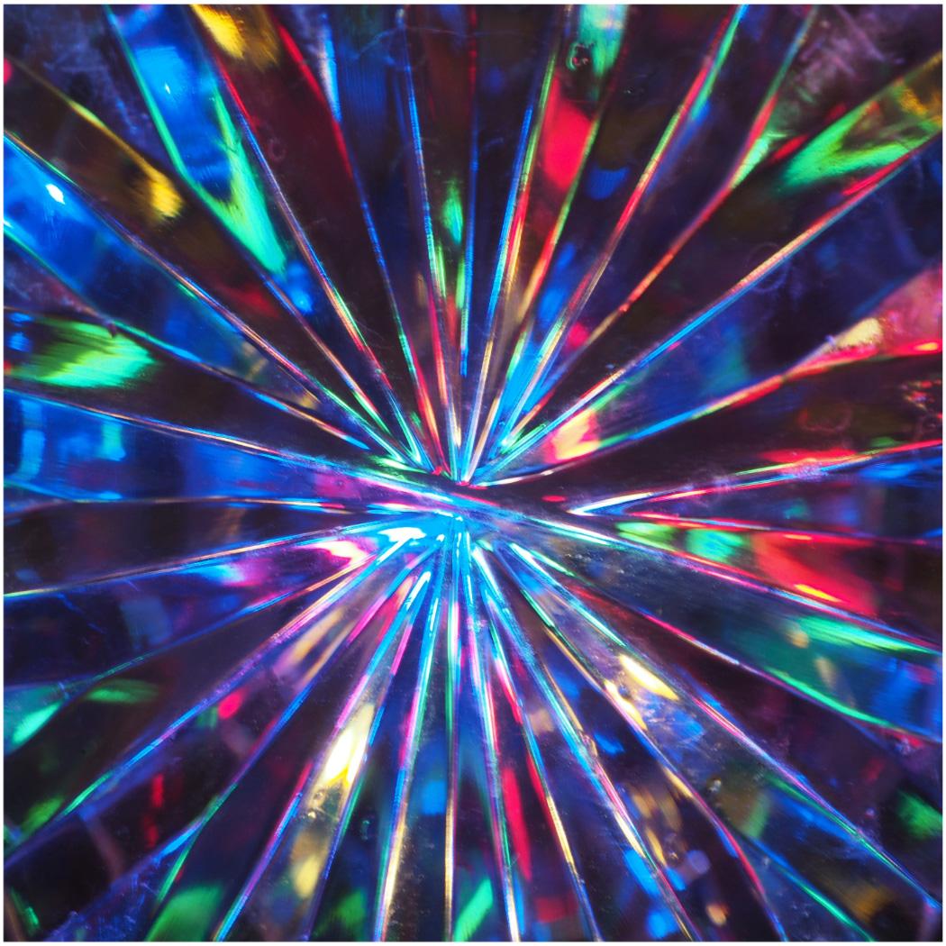 Lead Glass & Coloured Lights