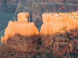 Evening in the Grand Canyon