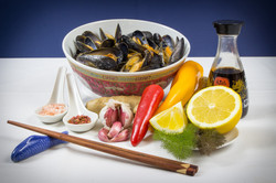Mussels on the menu