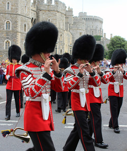 The Parade at Windsor Castle