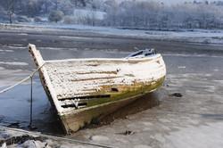 Boat on the Deben