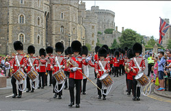 The Guards of Windsor Castle