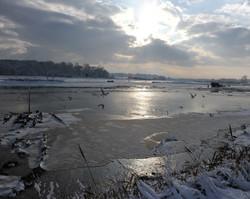 The Deben in Winter