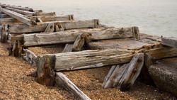 Pier, Landguard Point
