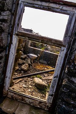 Abandoned Peerie Crofters Home
