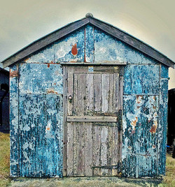 The Old Blue Shack