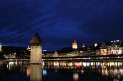 Lucerne at Night