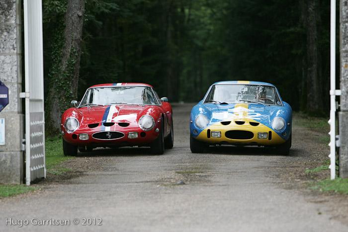 2012 250 GTO Jubileum