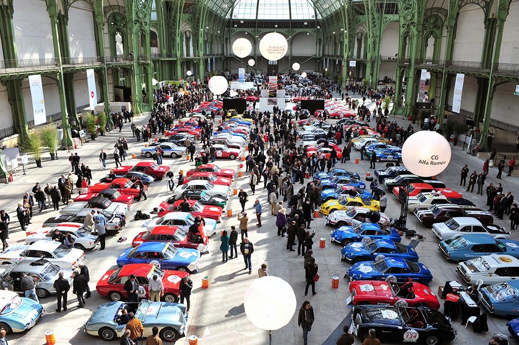 2012 Tour Auto - Parijs