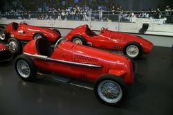 1948 - Ferrari Monoplace F2 166 -12-1995-155-235 - 1948 - Cicitalia Monoplace D4