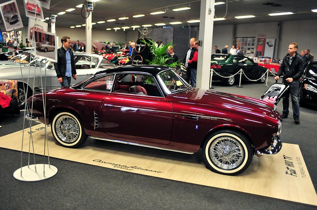 2012 Auto Italia - Houten