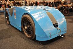 """Bugatti Tipo 32 - """"Tank de Tours"""""""