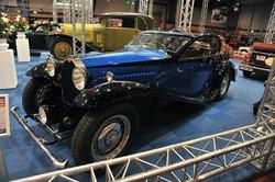 Bugatti T50 Super Profilee (1932)