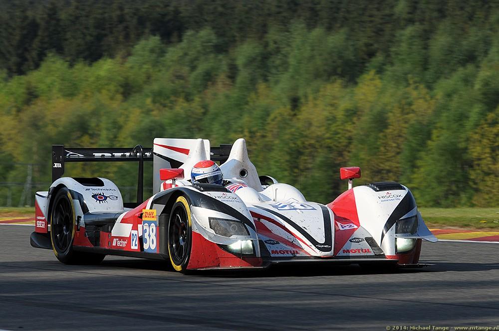 2014 FIA WEC SPA