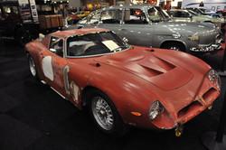Iso A3C Race Car #B0226