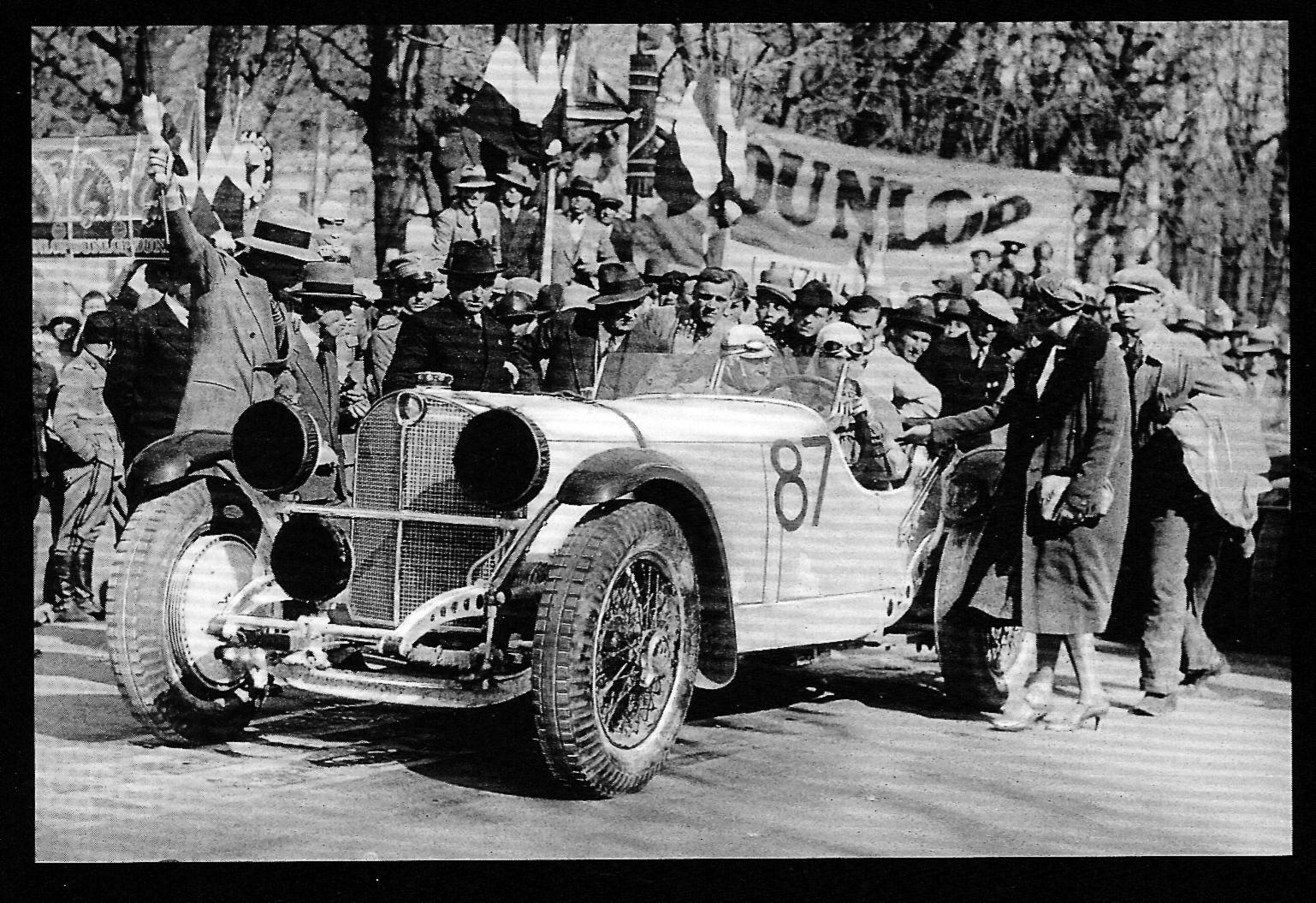 030 - Rudolf Caraccoila wins MM 1931 in SSK.jpg