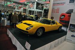 Lamborghini Miura P400 SV (1971)