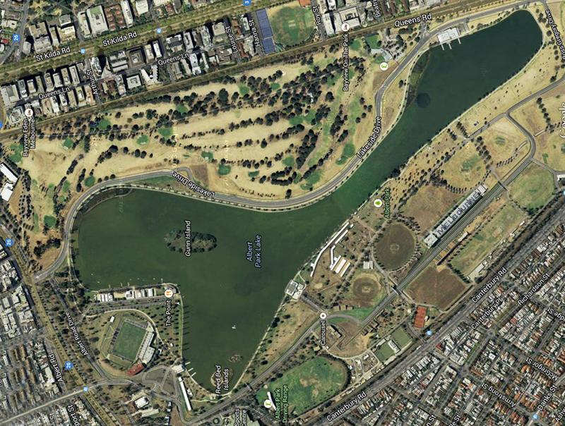 Albert Park (AUS)