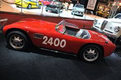 Parisotto Sport 750 Siata (1952)