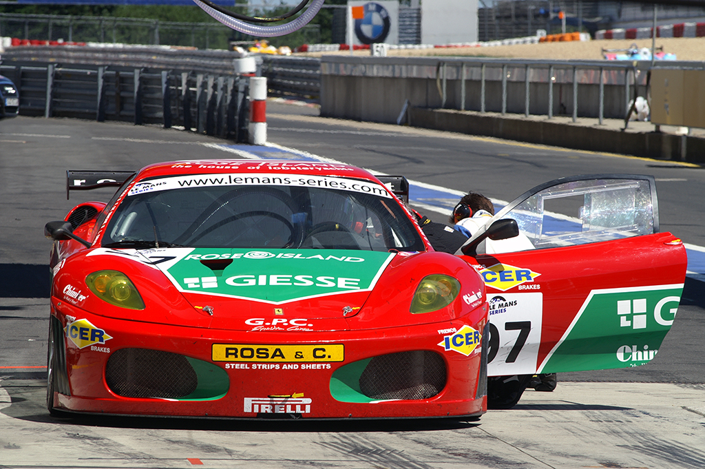 Ferrari F430 GTC (2402)