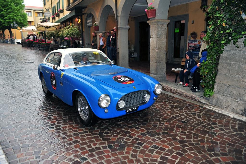 2012 Mille Miglia - Radicofani
