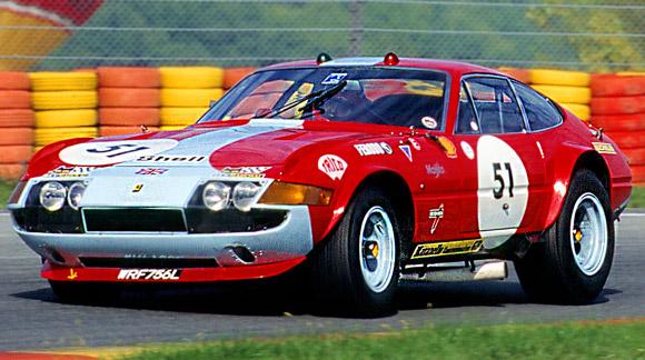 365 GTB4 Competizione Strada (1971)