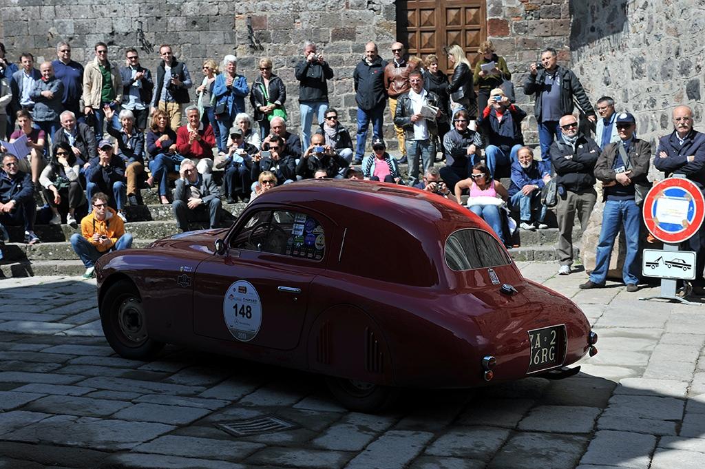 Fiat 1100S Gobbone (1947)