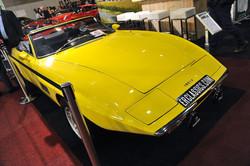Intermeccanica Indra Cabrio (1972)