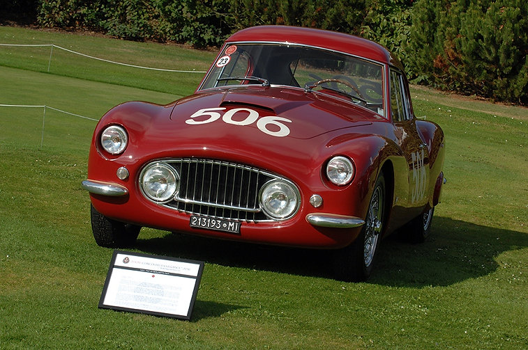 Rally, Sale, Concours, GT, Top Marquees ®