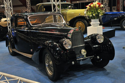 Bugatti T57 D'Ieteren Aravis (1938)
