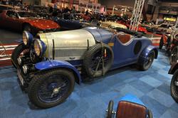 Bugatti T44 (1929) - Luik-Rome-Luik