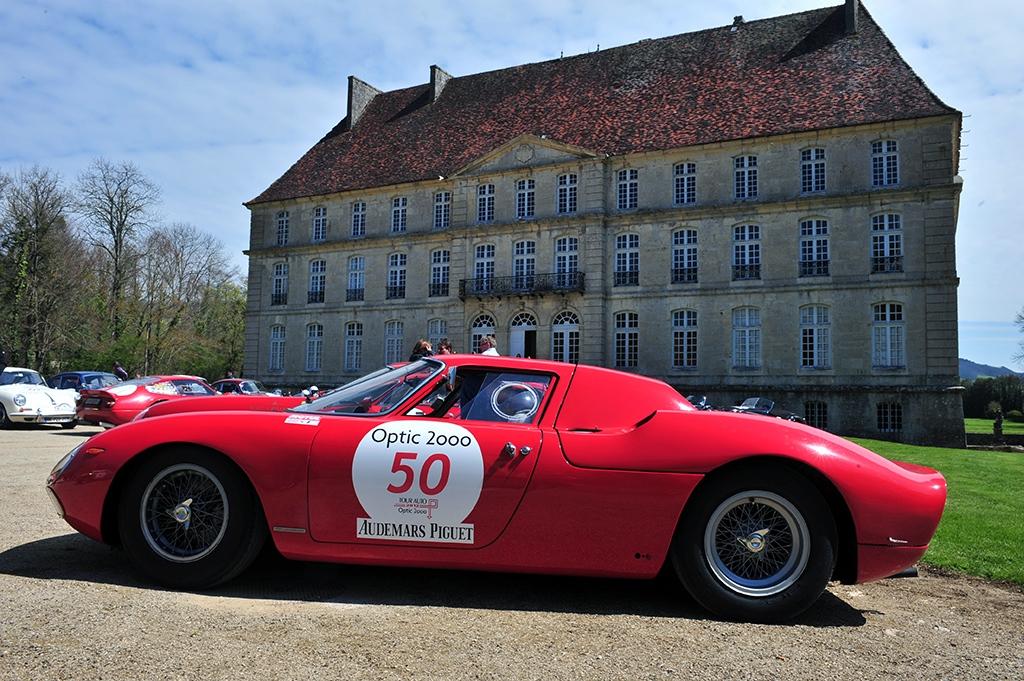 2012 Tour Auto - dinsdag