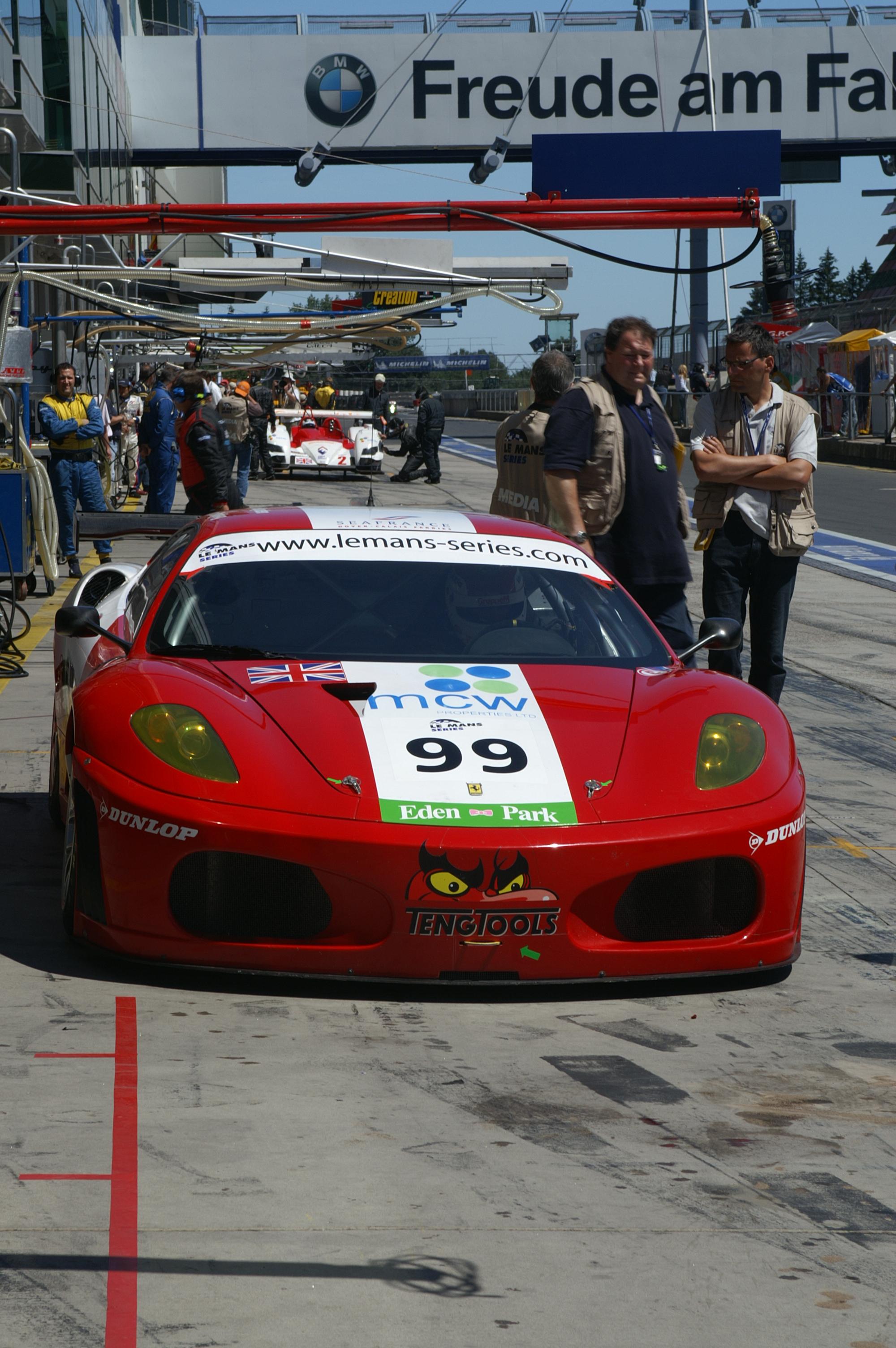 Ferrari F430 GTC (2408)