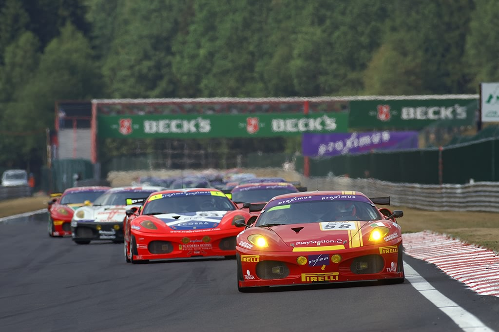 155611 _ Ferrari F430 GTC (AF Corse #58)