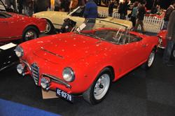 1965 Alfa Romeo 2600 Spider Sprint