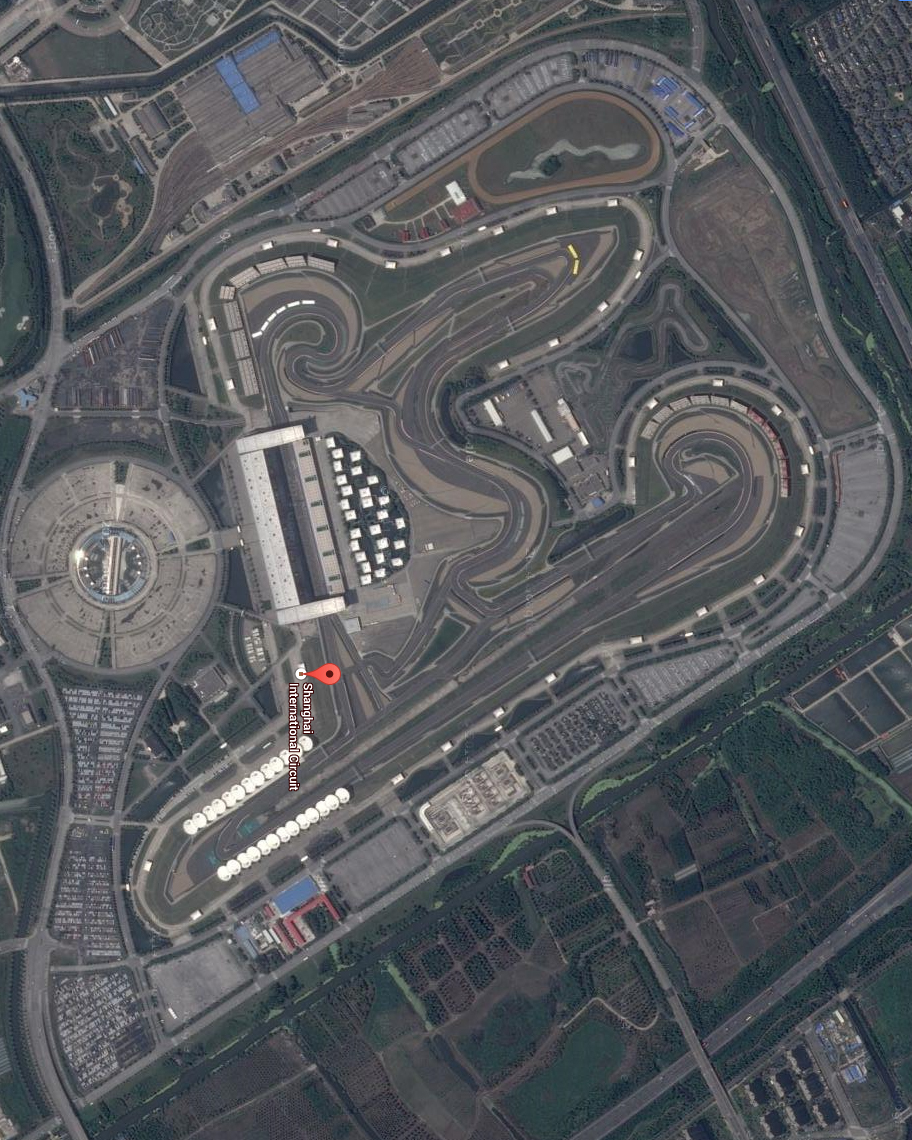Shanghai International Circuit (CN)