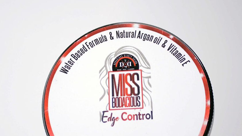 Miss Bodacious Strong hold Edge Control