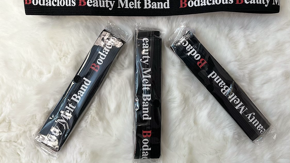 Bodacious beauty melt bands