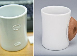 History of the climbing mug