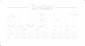 Logo Club Hit Phenomenon  white med plat