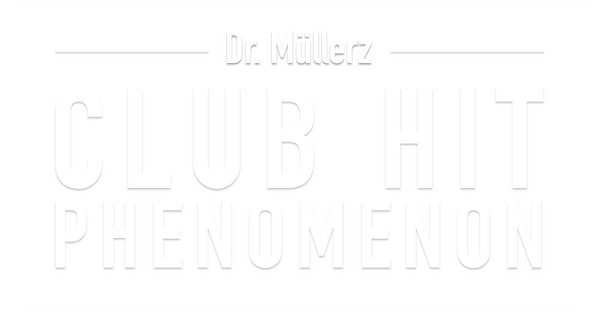 Logo Club Hit Phenomenon  white med plat