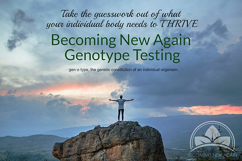 Genotype Test and Report