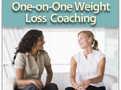 12 WEEK ONE-ON-ONE WEIGHT LOSS COACHING
