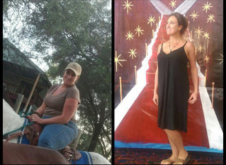 Kelley lost 66 pounds with hCG and found her confidence.