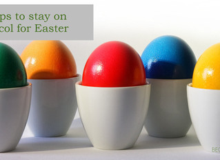 10 Tips to stay on Protocol for Easter