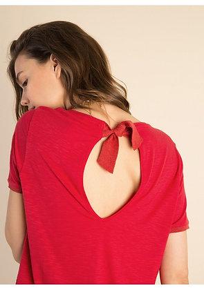 T-shirt Telio rouge - An'ge