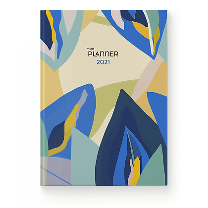 Planner 2021 Jungle - Histoire d'écrire