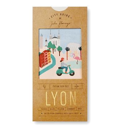 City Guide Lyon - Julie Flamingo