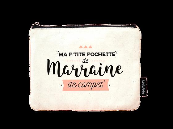 Pochette Marraine Manahia